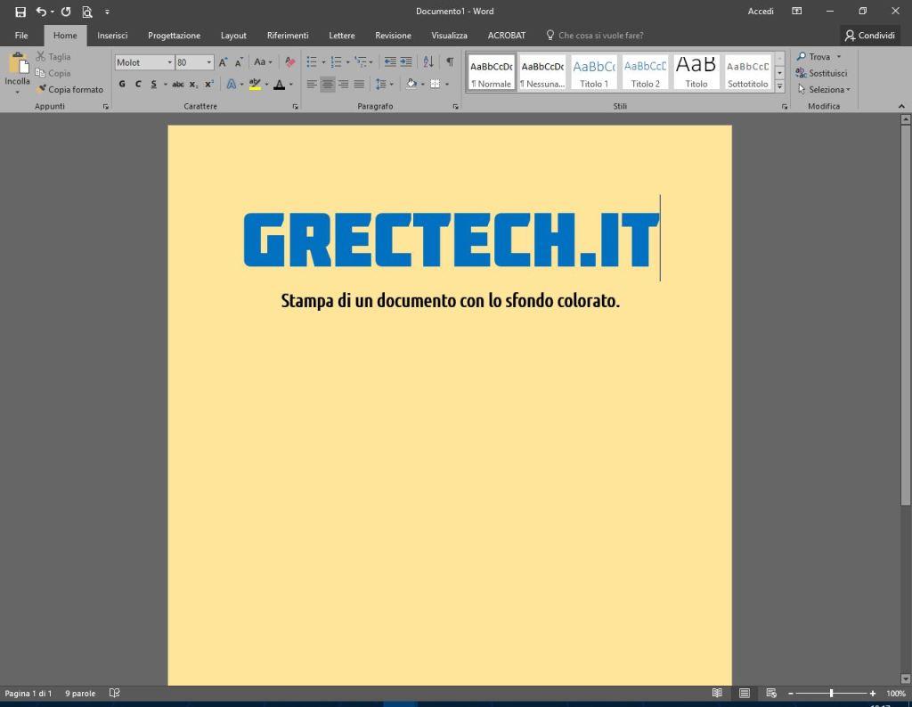 WordColor | GrecTech