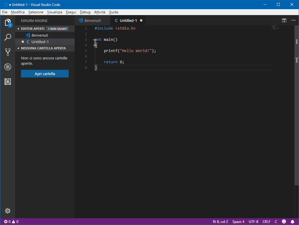 2018 03 29 13 00 56 ● Untitled 1 Visual Studio Code | GrecTech