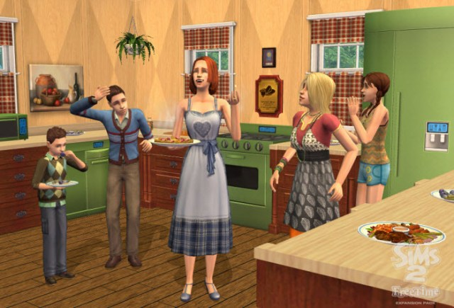the sims 2 free time 32 | GrecTech