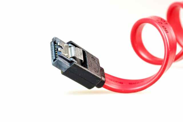red and black usb sync cable