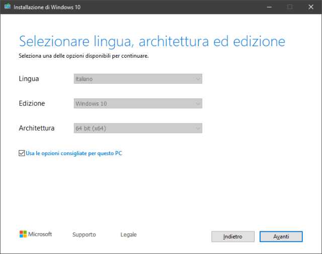 2019 05 24 12 34 26 Installazione di Windows 10 | GrecTech