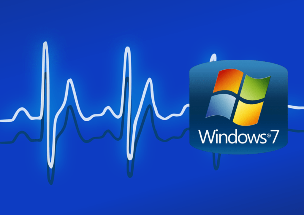 Fine supporto Windows 7