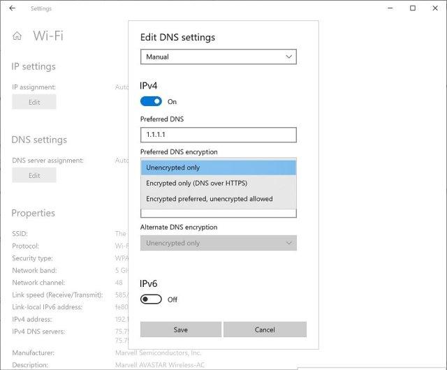 doh windows 10 1 | GrecTech