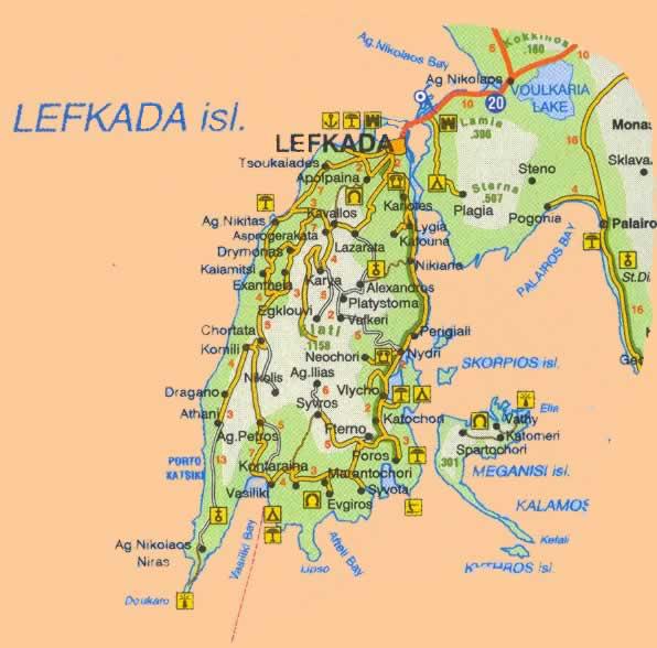 Lefkada Property Real Estate In Lefkada Villas Houses for