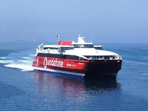 santorini-ferry