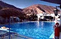 Gardenia Hotel Perissa Santorini Greece