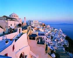 圣托里尼岛 希腊旅游 Fantasy Travel