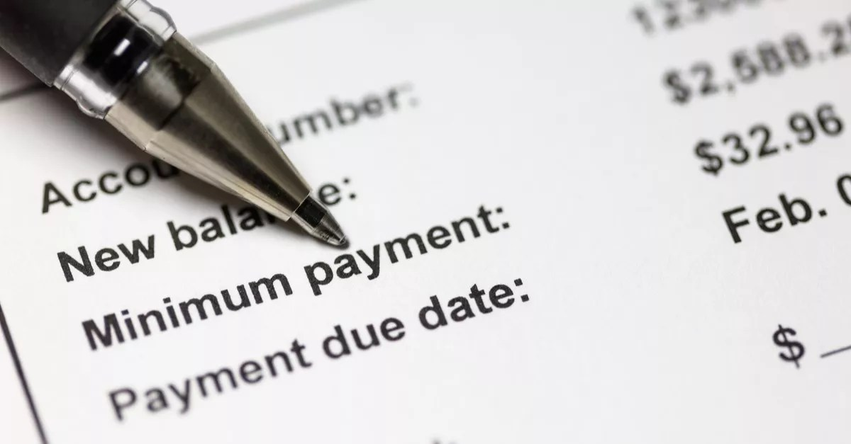 How to Calculate Your Minimum Credit Card Payment | Greedyrates.ca