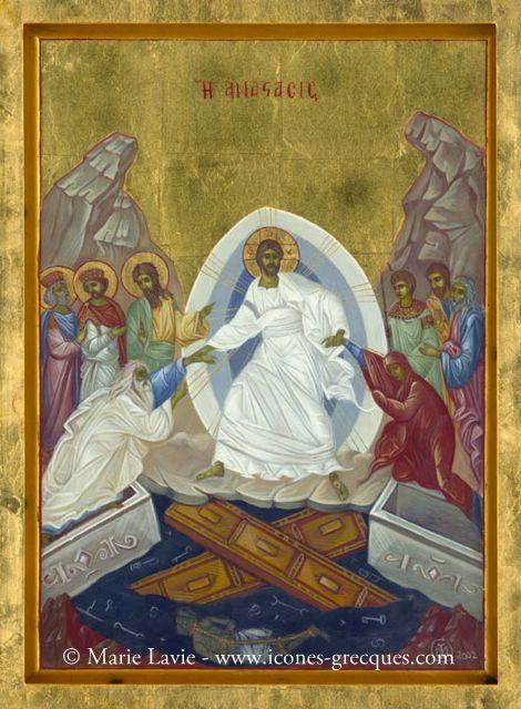 Invierea Domnului (Coborarea la iad)