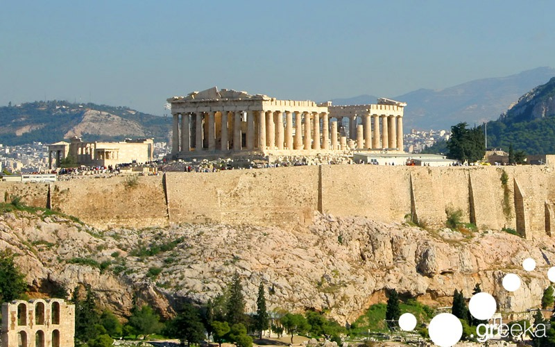 Iconic Architecture Ancient Greece