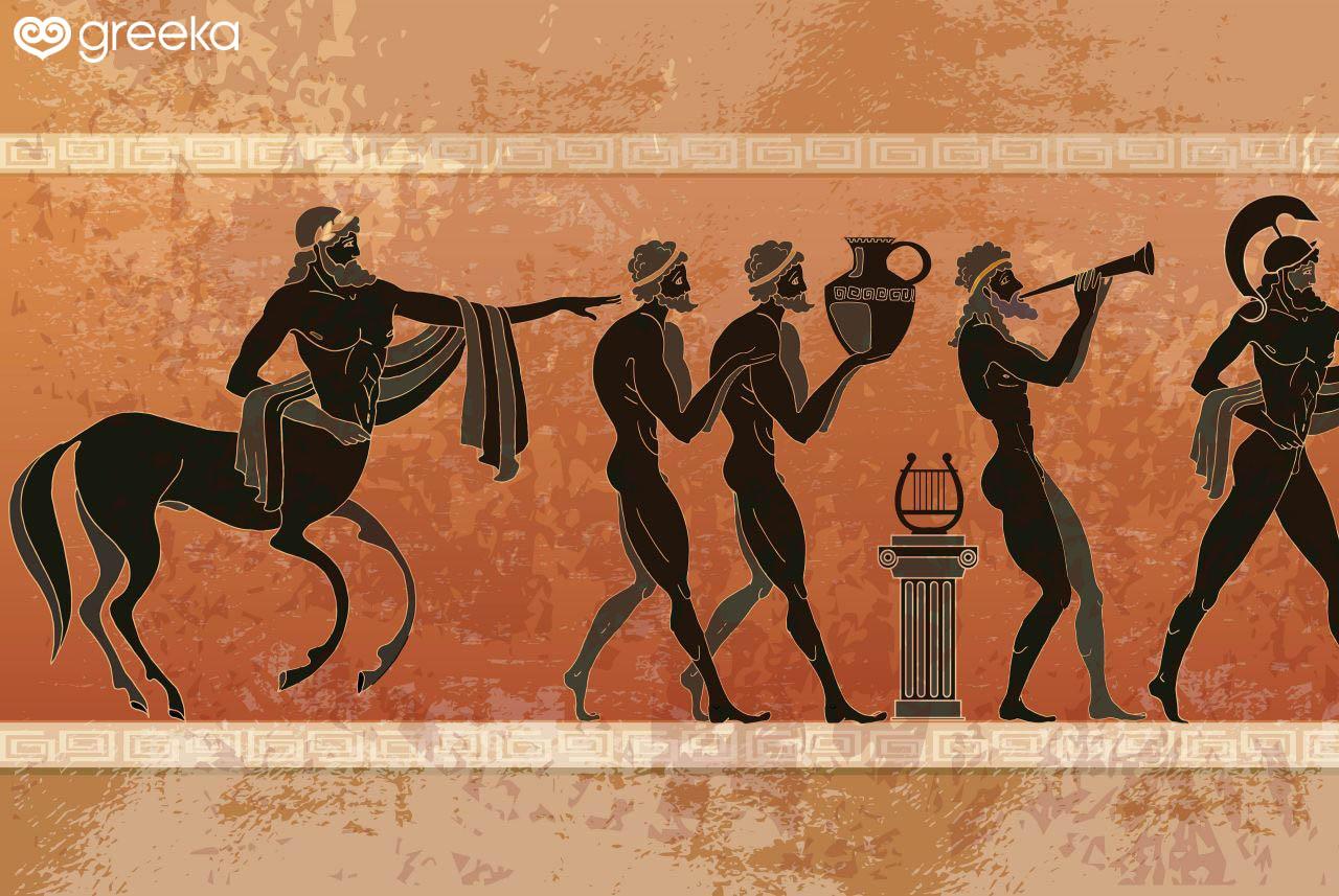 Greek Mythology And Olympian Gods