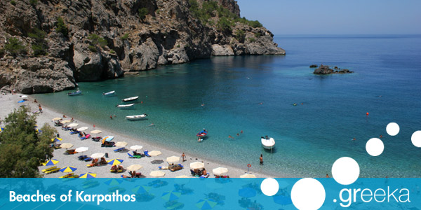 Best 18 Beaches In Karpathos Island Greeka Com Page 2