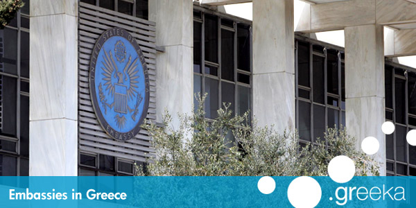 Foreign Embassies In Greece Consulates Greeka Com