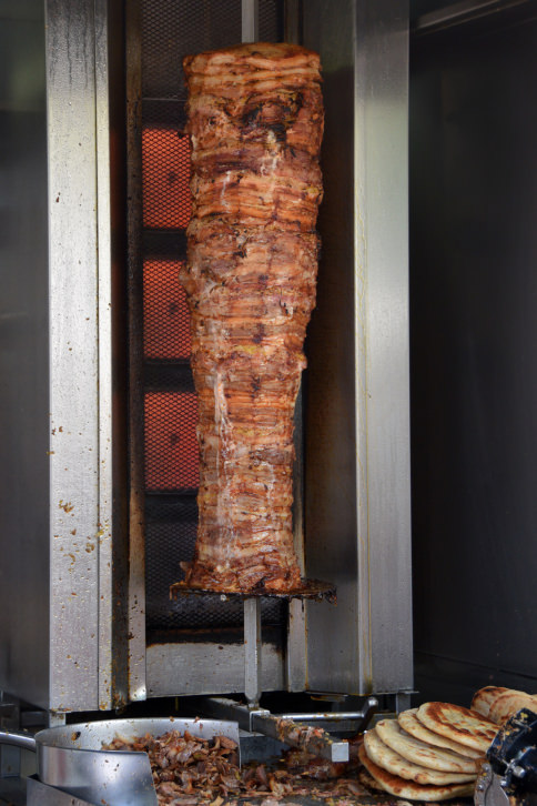 The Gyro is Greeces Favorite Street Food