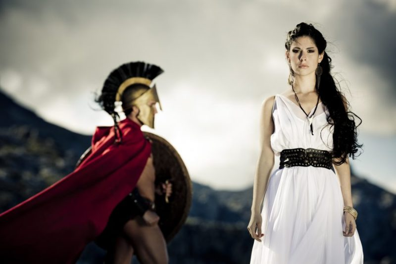 Spartiate - Celebrated Citizen of Ancient Sparta