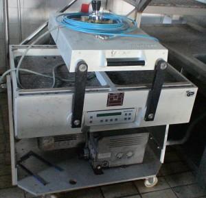 Mηχανή συσκευασίας multivac