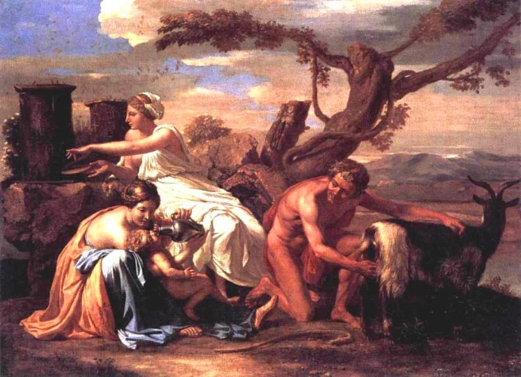 Food in ancient Greek myths - A Keto story 1