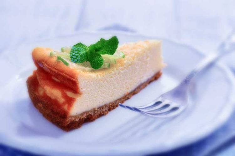 Keto Galatopita - Greek Pudding Pie 1