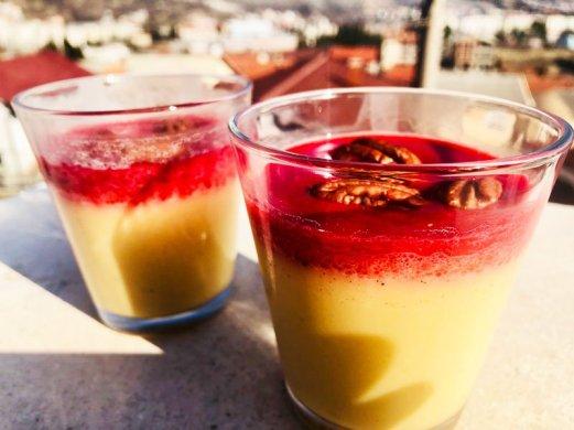 wonderful keto pudding