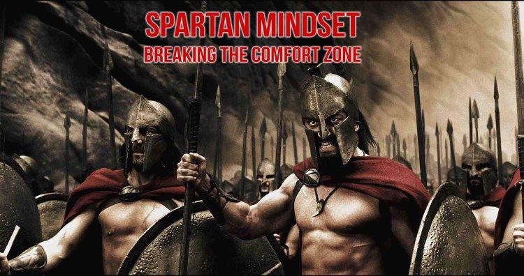 Breaking the comfort zone