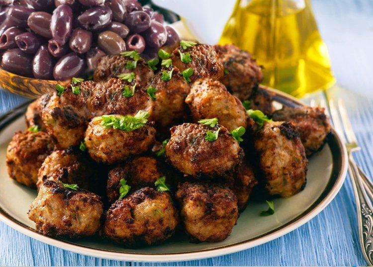 Greek meatballs