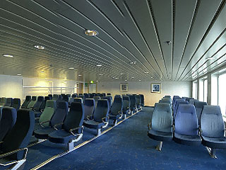 24 beds Cabins and Air type seats on Minoan Lines HighSpeed ferries IKARUS PALACE PASIPHAE