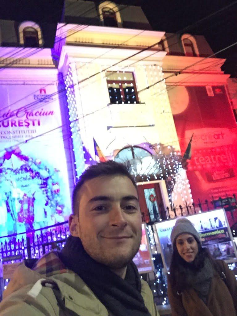 προορισμοί για Χριστούγεννα Βουκουρέστι