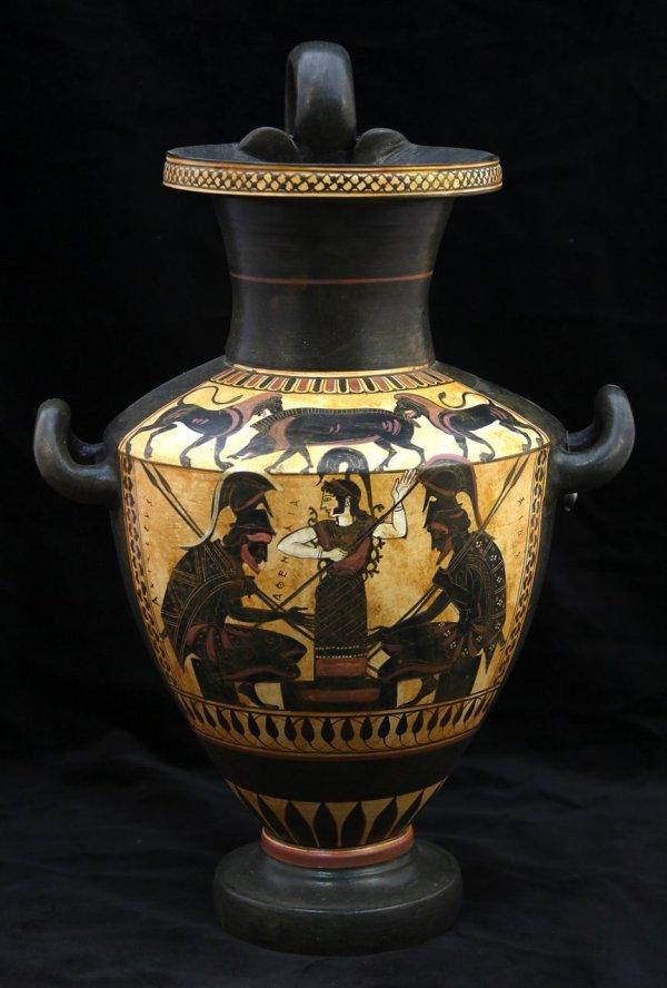Greek Pottery Ancient Vessels Replicas