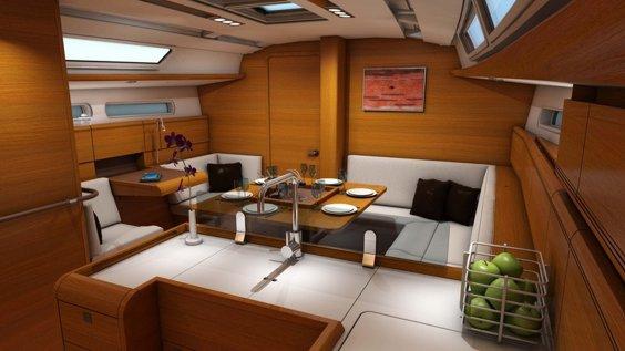 Jeanneau Sun Odyssey 409 Sailing Yacht