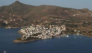 Sailing In The Saronic Gulf