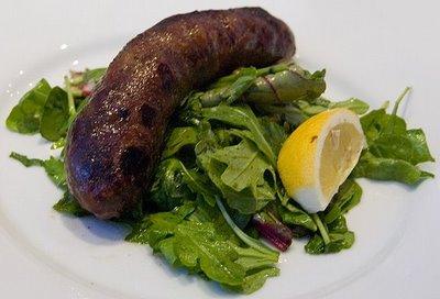 Kypriaka Kapnista Loukanika (Cyprus Smoked Sausages)