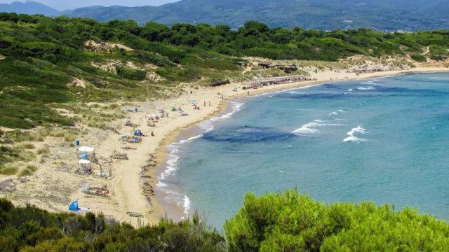 10 Plus 1 Nudist Beaches in Greece