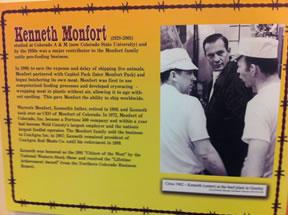 Ken Monfort in Greeley Colorado History