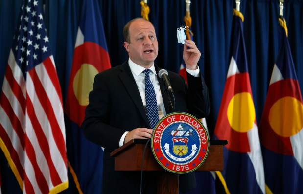 Colorado Gov. Jared Polis