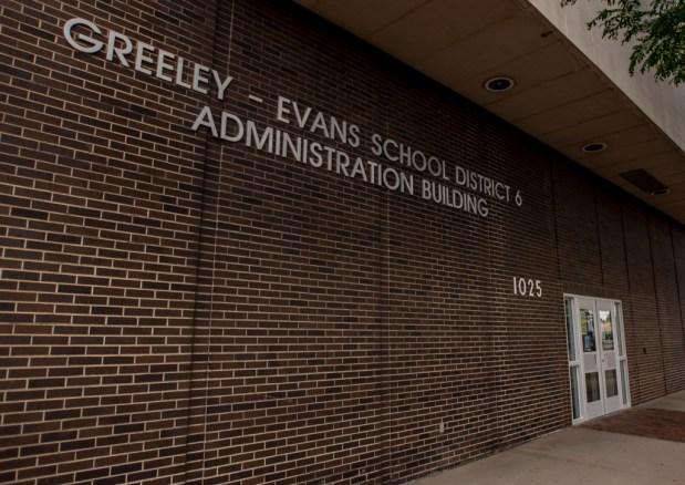 Greeley-Evans School District 6 Administration