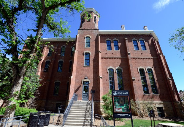 University of Colorado Old Main