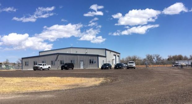 One of the buildings at 1426 Cimarron Court, Greeley. (Courtesy/Weld County Assessor's Office)