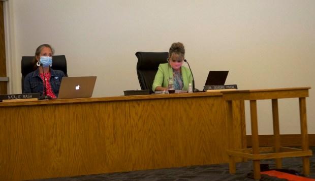 Natalie Mash Deirdre Pilch District 6