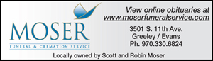 Moser Funeral & Cremation Service - Funeral Home Banner
