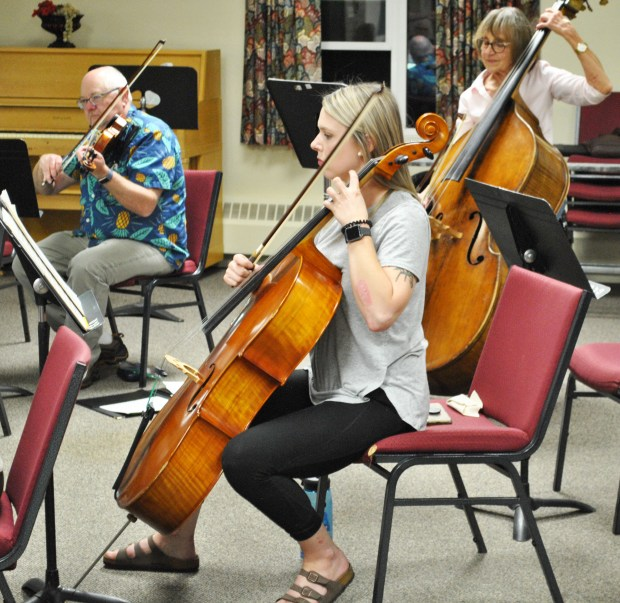 From violins to cellos and oboes to trombones, the Greeley Chamber Orchestra features a variety of instruments.