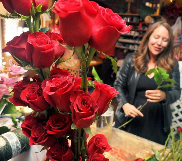 Set up a surprise flower delivery to her work. (Greeley Tribune file photo)