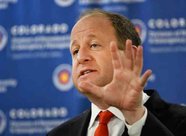 Colorado Gov. Jared Polis