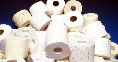 Recycling Toilettenpapier