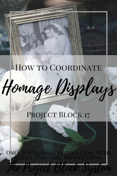 How to Coordinate Homage Displays. How to Honor relatives at your Wedding. Ways to honor Grandparents and deceased loved ones at your wedding. Wedding Coordinating. Tribute.
