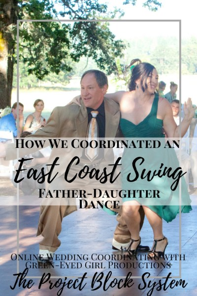 How to Choreographer a Father Daughter Dance. Choreographed Wedding Dances. East Coast Swing Wedding Dance. Fast Wedding Dances. Zoot Suit Riot Upbeat Father Daughter Dances