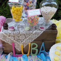 Graduation Candy Buffet Theme | Oh The Places You'll Go... by Dr Seuss