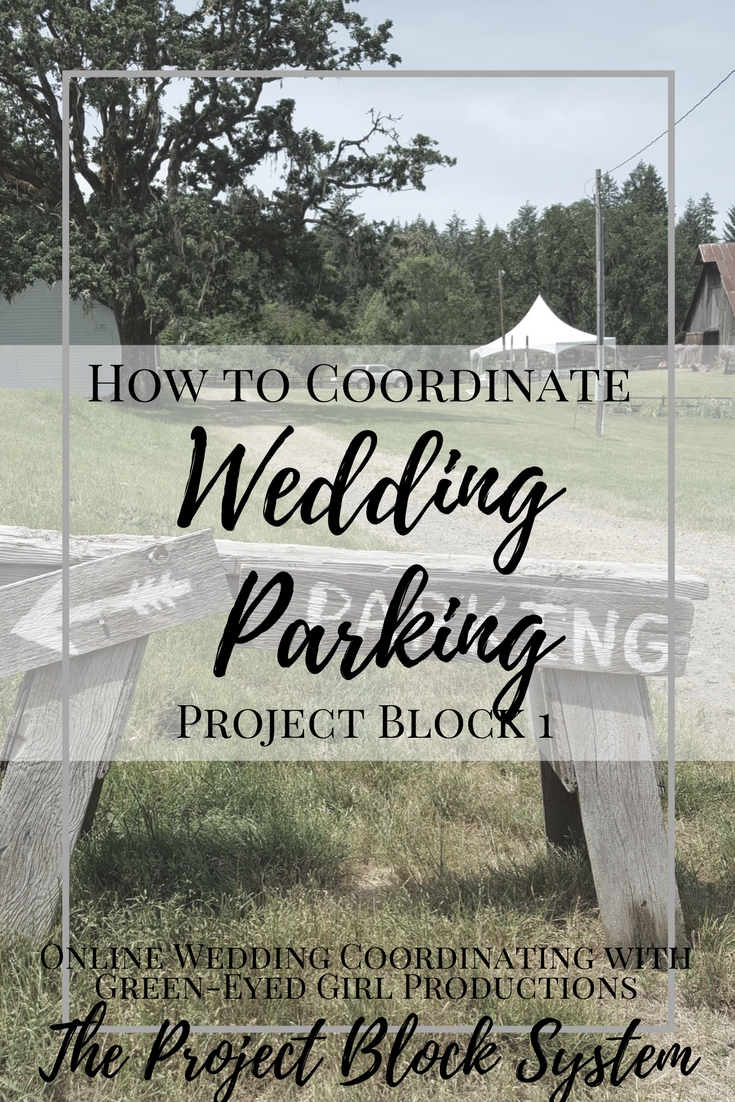 How to Coordinate Wedding Guest Entry | Project Block 1