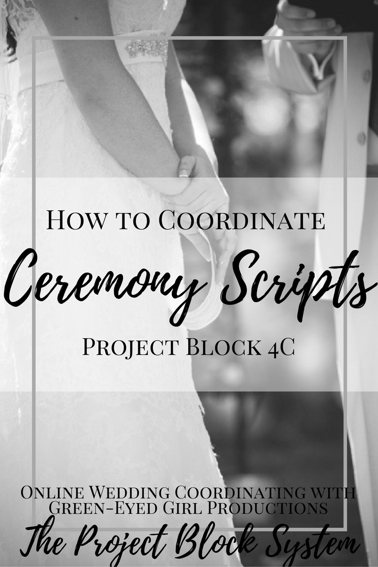 How to Write Wedding Ceremony Scripts | Basic Structure