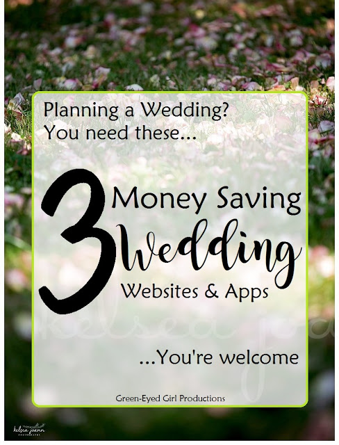3 Money Saving Wedding Tips {Websites & Apps}