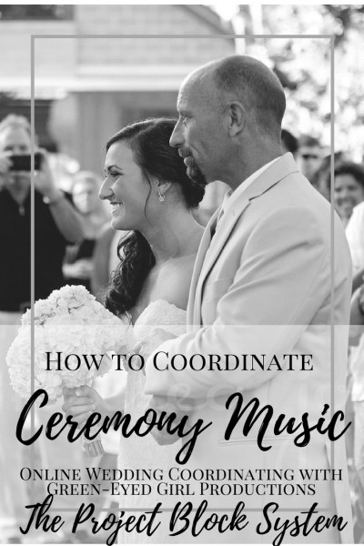 How to Coordinate Wedding Ceremony Music. Wedding Planning Guide. How to